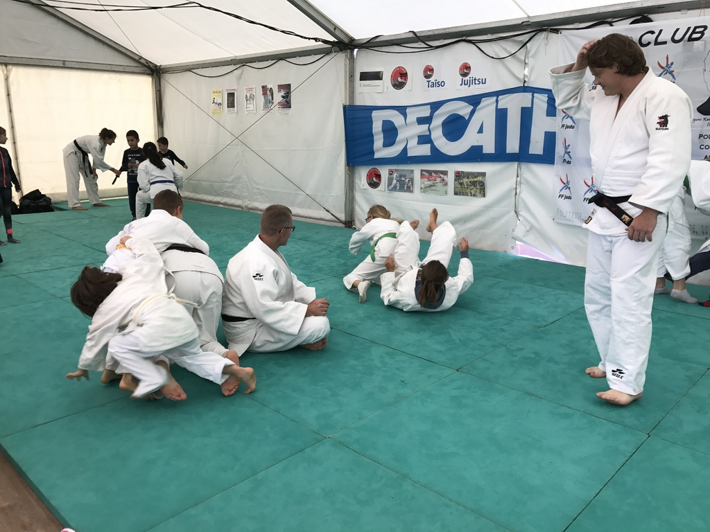 club judo yutz